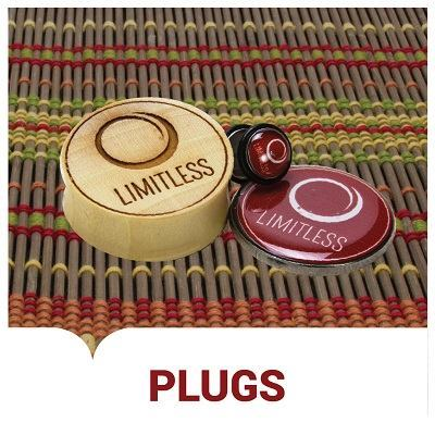 Limitless Custom Plugs | Personalized Plugs Gauges