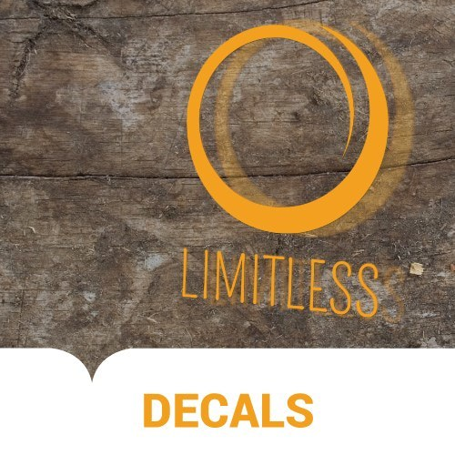 Limitless Custom Decals