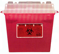 Sharps Containers Are an Important Component to Shop Safety and Tattooing Safely