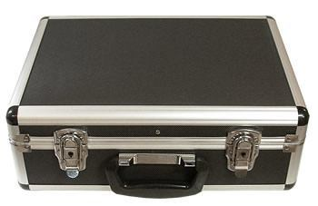 Large Tattoo Case With Aluminum Reinforcements