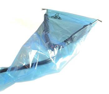 Clip Cord Bags Can Be Sealed With Medical Tape