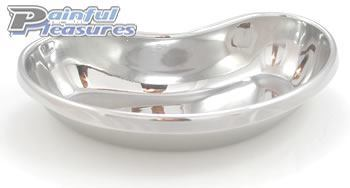Stainless Steel Medical Kidney Trays for Piercing