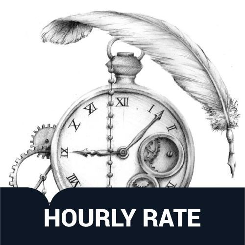 Let Us Design Your Custom Products for You With Our Hourly Rate Option