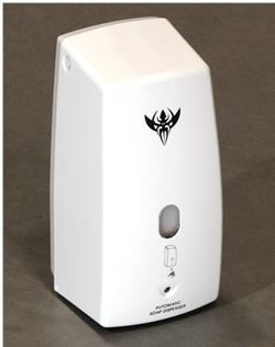 Hands-Free Soap Dispenser for Preventing Cross-Contamination During Hand Washing