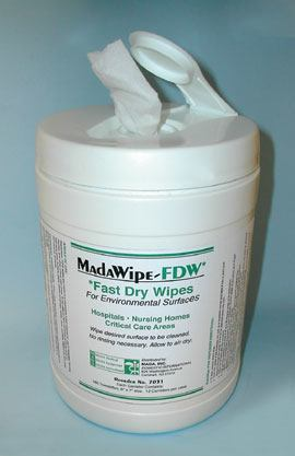 Madacide Disinfecting Wipes