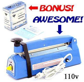 Heat Sealers for Sealing Autoclave Bags