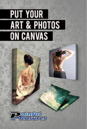 Canvas Prints - Have Your Art Printed on Canvas!