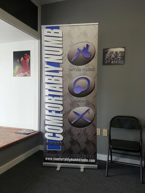 Promote Your Brand With Custom Banner Stands