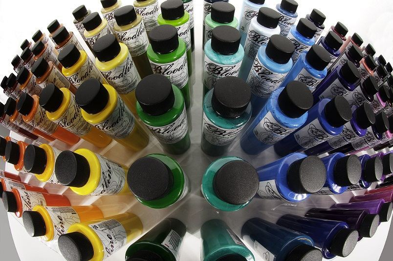 Bloodline Tattoo Inks by Skin Candy Tattoo Supply