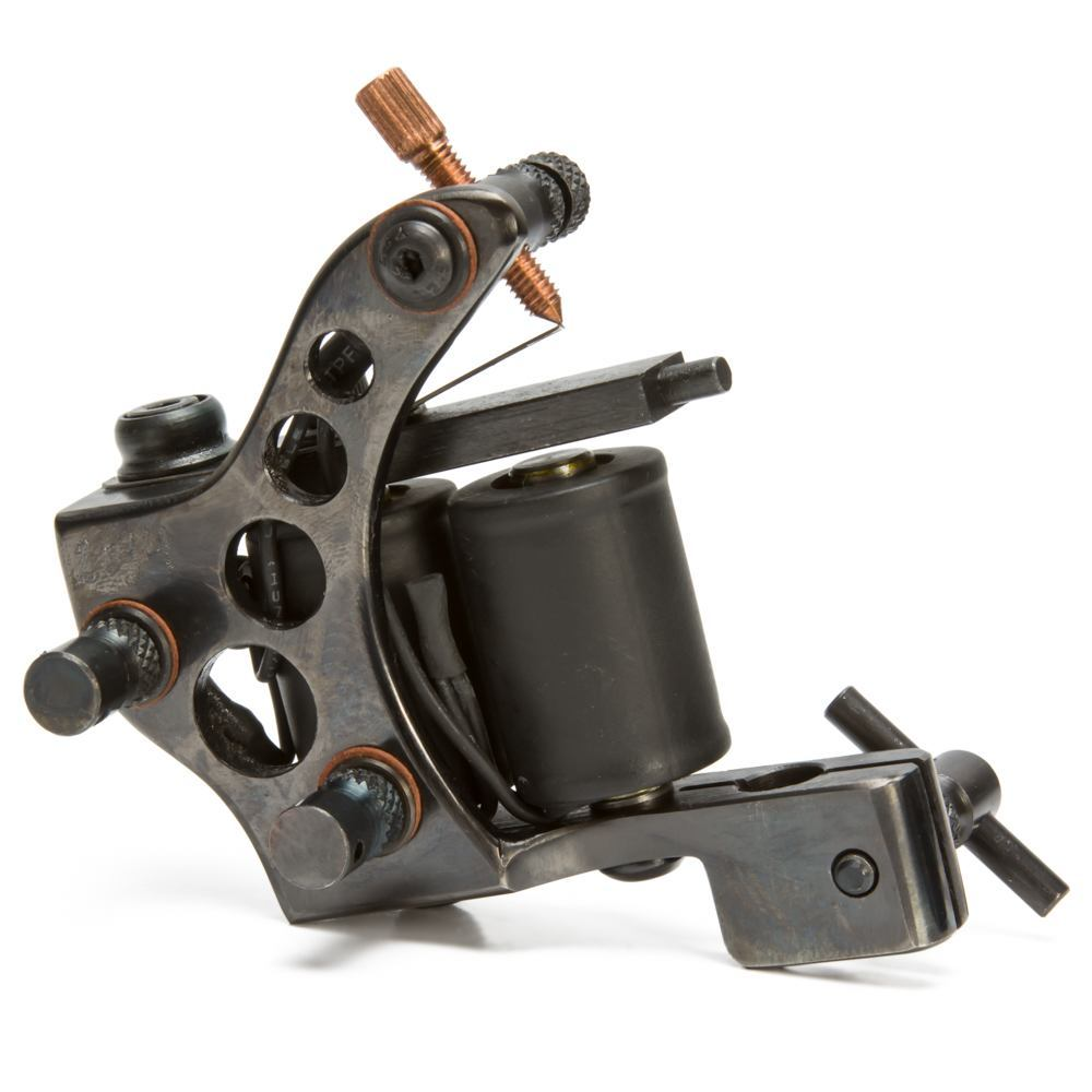 CTPS Saveria Onyx Liner Tattoo Machine by Rick Saveria