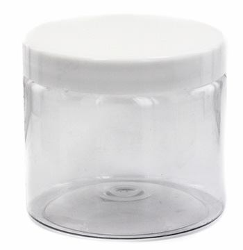 Precision Plastic Storage Jars