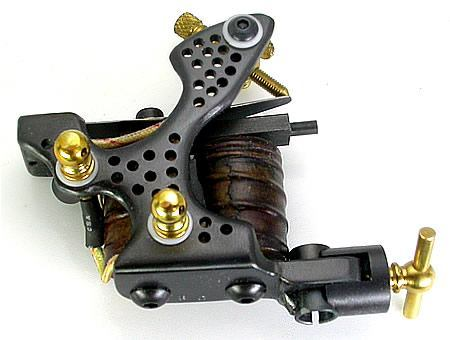 CTPS Saveria Premium Handmade Shading Tattoo Machine #3 by Rick Saveria